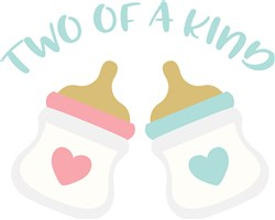 Two Of A Kind print art