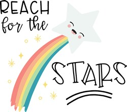 Reach For The Stars print art