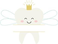 Tooth Fairy Name Drop print art