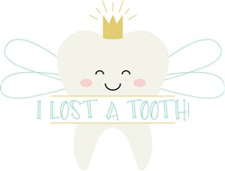 Lost A Tooth print art