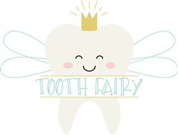 Tooth Fairy print art