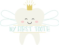 My First Tooth print art