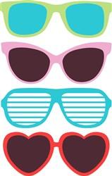 Summer Sunglasses print art