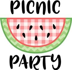 Picnic Party print art