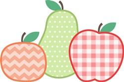 Fruit  print art