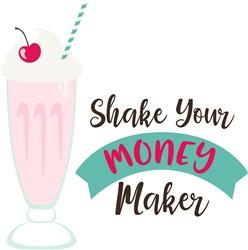 Money Maker print art