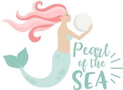 Pearl Of The Sea print art