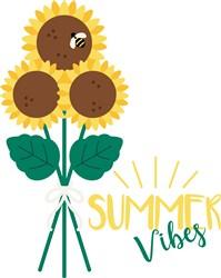 Summer Vibes print art