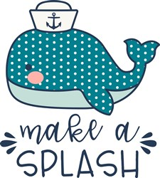 Make A Splash print art