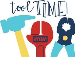 Tool Time print art