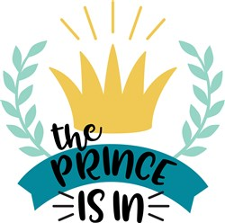 The Prince Is in print art