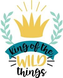 King Of The Wild print art