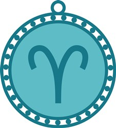Aries Zodiac Sign print art