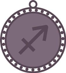 Sagittarius Zodiac Sign print art