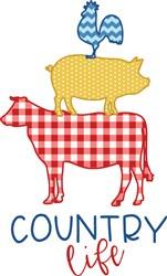 Country Life   print art