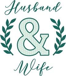 Husband & Wife print art