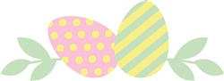 Easter Eggs print art
