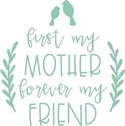 Mother Forever print art