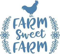 Farm Sweet Farm print art