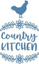 Country Kitchen print art