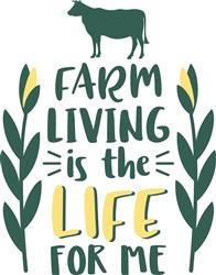Farm Living print art