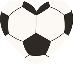 Soccer Ball print art