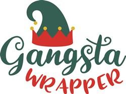 Gangster Wrapper print art