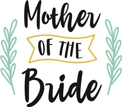 Mother Of The Bride print art
