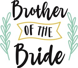 Brother Of The Bride print art
