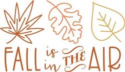 Fall In Air print art