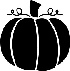 Fall Pumpkin print art