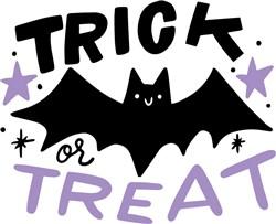 Trick Or Treat print art