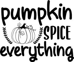 Pumpkin Spice print art