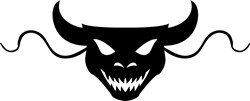 Halloween Mask print art
