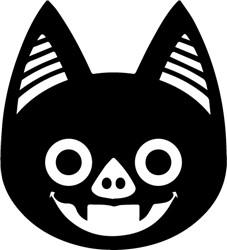Vampire Bat print art