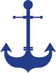 Boat Anchor print art