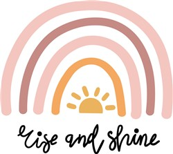Rise And Shine print art