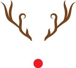 Rudolph Monogram print art