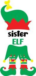 Sister Elf print art