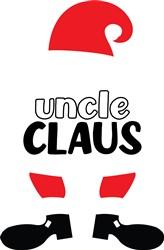 Uncle Claus print art