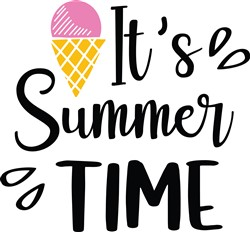 Its Summer Time print art