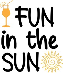 Fun In The Sun print art