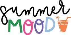 Summer Mood print art