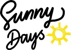 Sunny Days print art