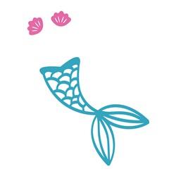 Summer Mermaid print art