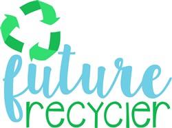 Future Recycler print art
