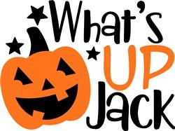 What's Up Jack print art
