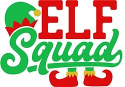 Elf Squad print art