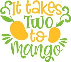 Take Two To Tango print art