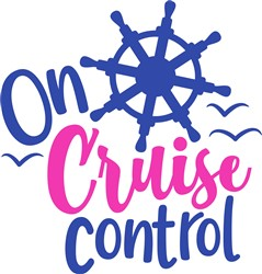 On Cruise Control print art